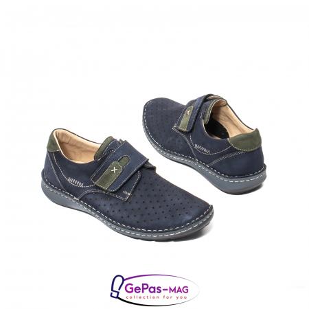 Pantofi vara barbati OT 9583 bleumarin [2]