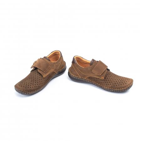 Pantofi vara barbati OT 9583 maro4