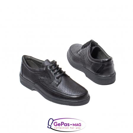 Pantofi vara barbati, piele naturala, OT27814V2