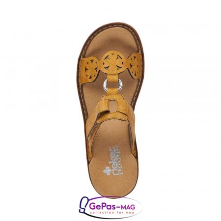 Papuci dama, piele ecologica, 60827-681