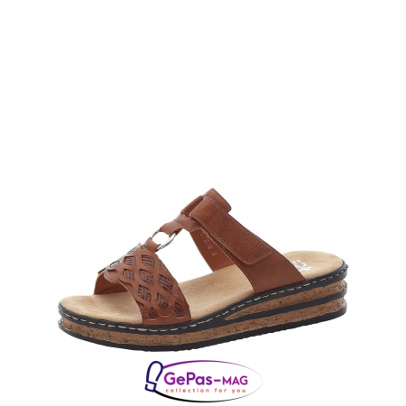 Papuci dama, piele ecologica, 629K9-240