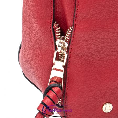 Poseta eleganta dama AR21210 rosu grena1
