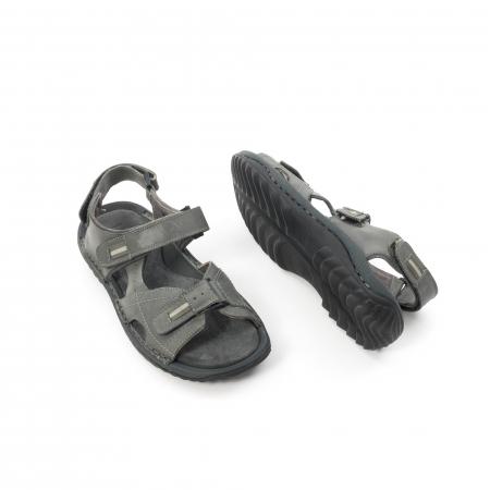 Sandale barbat  LFX 693 - Gri1