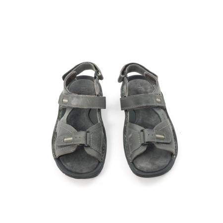 Sandale barbat  LFX 693 - Gri2