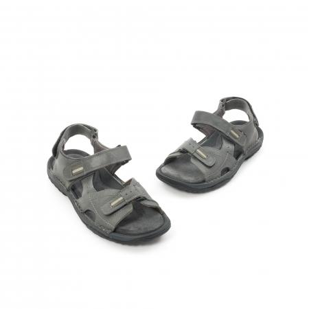Sandale barbat  LFX 693 - Gri6