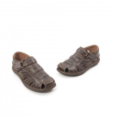 Sandale barbat LFX 928 - Maro1