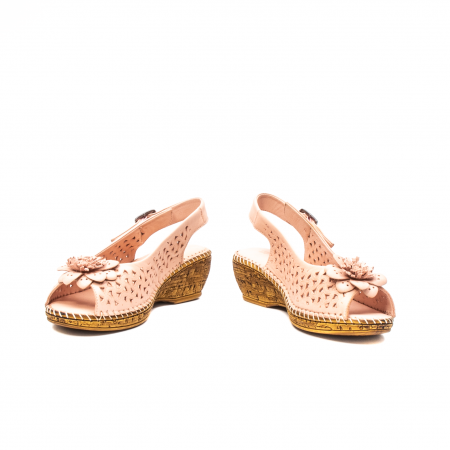 Sandale dama, piele naturala, D43700 M2-N3
