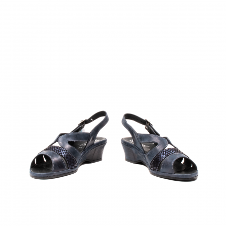 Sandale dama, piele naturala, Roma SU0259 42-N4