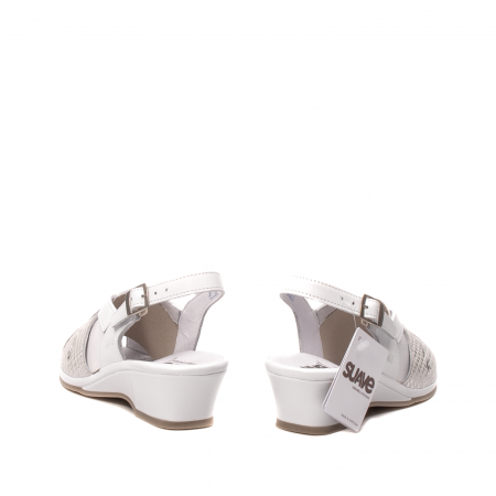 Sandale dama casual, piele naturala, SU0264P ROMA 13-N6