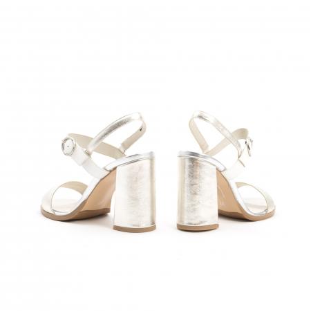 Sanda eleganta LFX 222 argintiu6