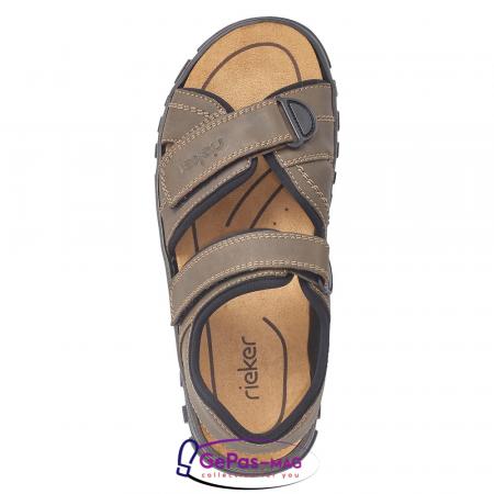 Sandale barbati, piele naturala, 25051-271