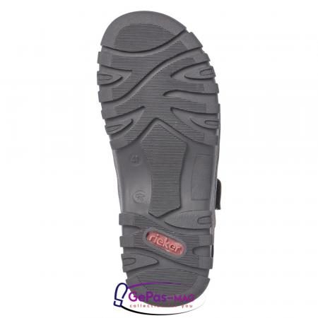 Sandale barbati, piele naturala, 25051-272