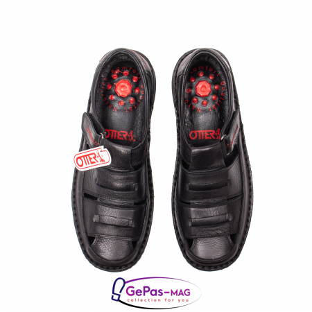 Sandale barbat, piele naturala, 9562 N5