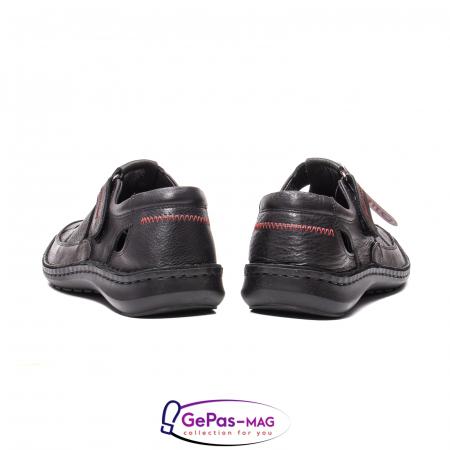 Sandale barbat, piele naturala, 9562 N6