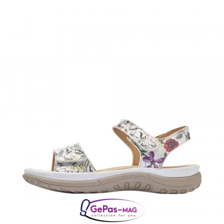 Sandale casual dama, multicolor, V8850-805
