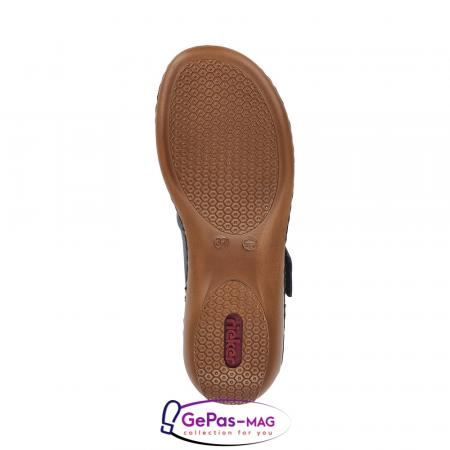 Sandale casual, piele naturala, 659G0-143