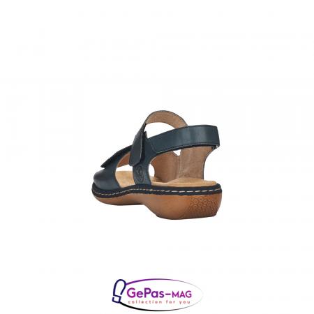 Sandale casual, piele naturala, 659G0-145