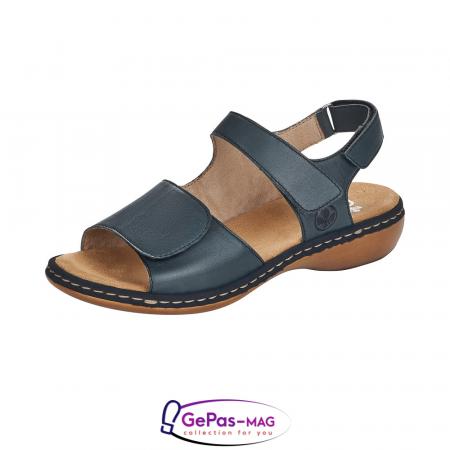 Sandale casual, piele naturala, 659G0-140