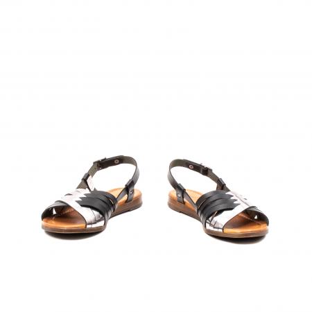 Sandale dama casual, piele naturala, E51503 L2-N4