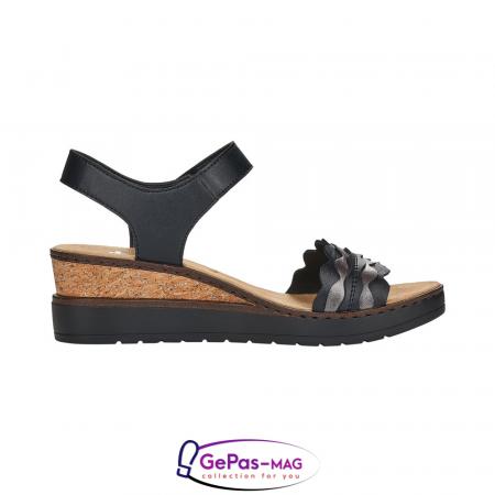 Sandale piele, casual V38F3-002