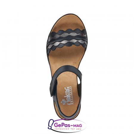 Sandale piele, casual V38F3-001