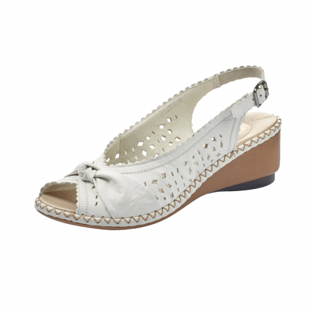 Sandale dama,piele naturala Rieker 66176-80