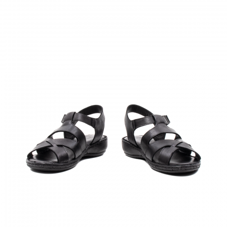 Sandale dama casual, piele naturala, E3430 N4