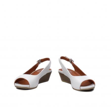 Sandale dama casual, piele naturala, ZJ606-3 A4
