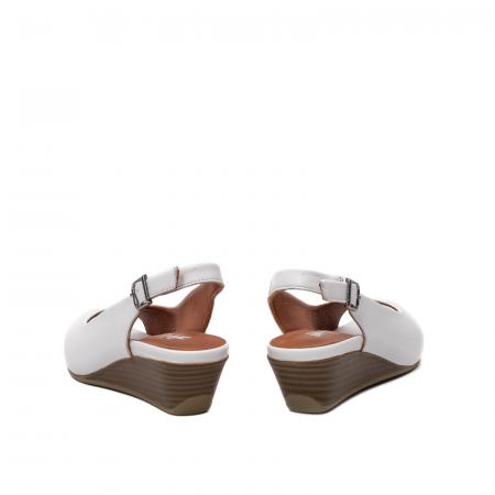 Sandale dama casual, piele naturala, ZJ606-3 A6