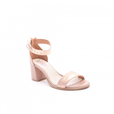 Sandale dama LFX 128 nude0