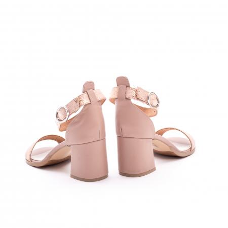 Sandale dama LFX 128 nude6