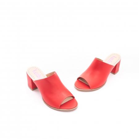 Sandale dama LFX 226 rosu box1