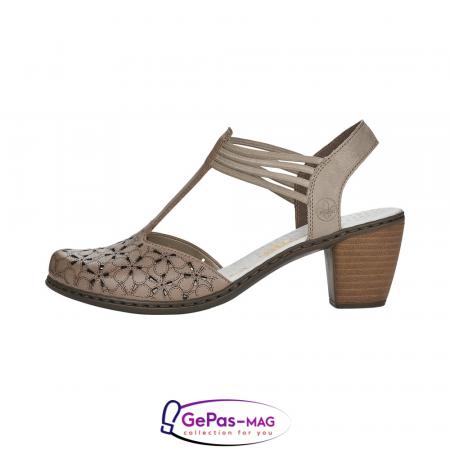 Sandale dama, piele naturala 40966-64 [5]