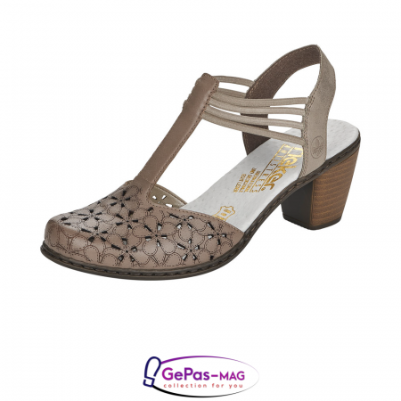 Sandale dama, piele naturala 40966-64 [0]