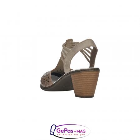 Sandale dama, piele naturala 40966-64 [1]