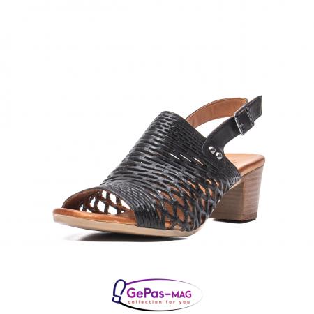 Sandale dama, piele naturala, O9030 01-N0