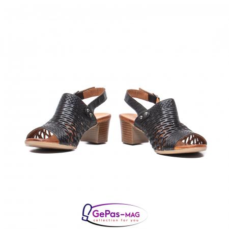 Sandale dama, piele naturala, O9030 01-N4