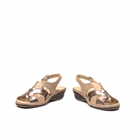 Sandale dama, piele naturala, SU0900 Paris4