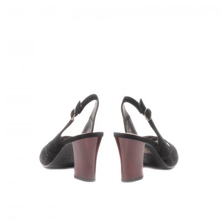Sandale dama elegante, piele naturala, EP 4F8116