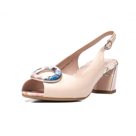 Sandale elegante dama, piele naturala, Y002BT [0]