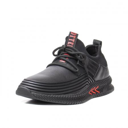 Sneakers barbati, piele naturala, J22033-1 [0]