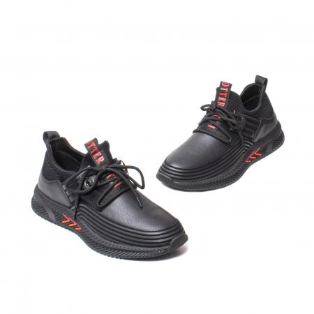 Sneakers barbati, piele naturala, J22033-1 [1]