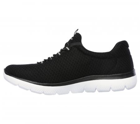 Pantofi sport dama Sneakers Summites 12980 BKW4