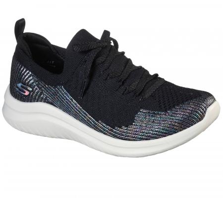Pantofi sport dama Sneakers Ultra Flex ,laser focus 149064 BKSL0