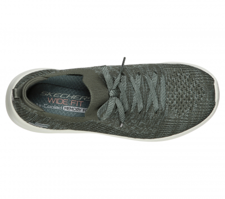 Pantofi sport dama Sneakers ultraflex 13356 OLV1
