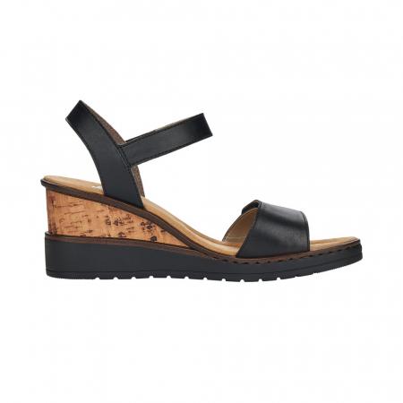 Sandale dama, piele naturala V3554-001