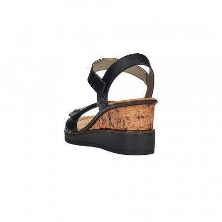 Sandale dama, piele naturala V3554-002