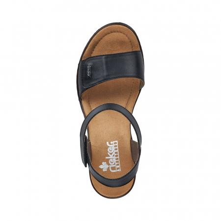 Sandale dama, piele naturala V3554-003