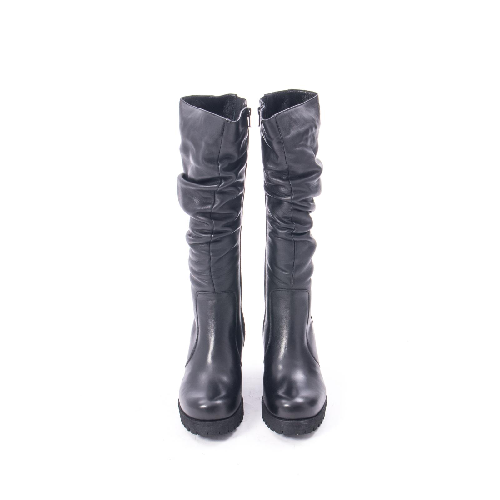 cel mai recent design moda designerului produse noi calde Cizme dama din piele naturala Catali 182883, negru - Catali