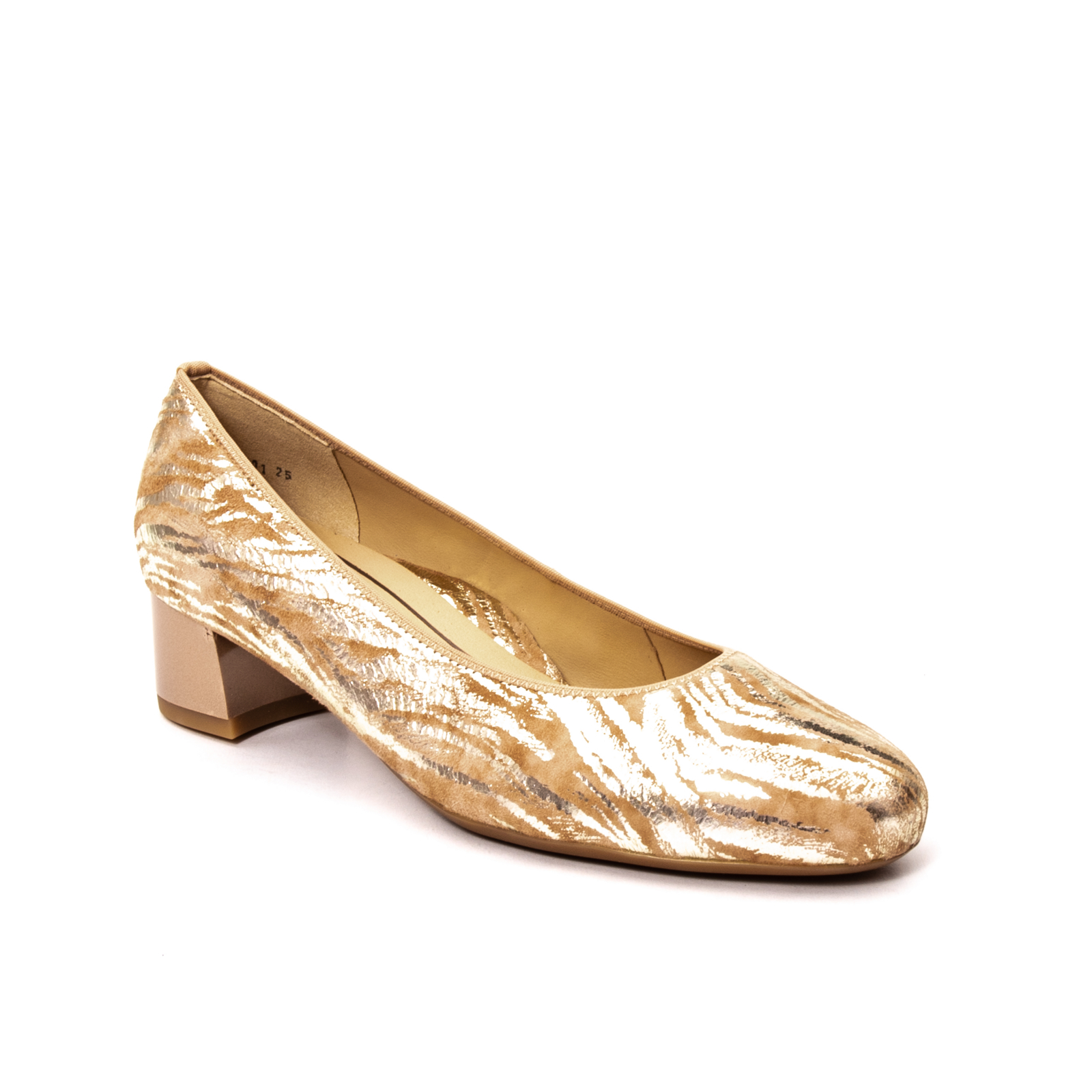 Ordin produs nou vânzări cu ridicata Pantofi dama piele naturala Ara 16601, camel-auriu - Ara